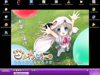 Kud wafter Desktop by Mako-chan89