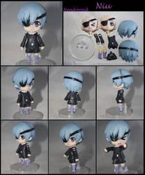 CM: Nendoroid Niu by Mako-chan89