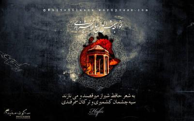 Hafez-e Shirazi by gray2red