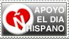 Stamp del Dia Hispano by amairgen
