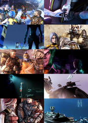 Borderlands the (fake) movie by Yhrite
