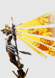 Guardian Angel by Yhrite