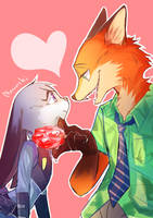 It's called a hustle, sweetheart by Nyourochi