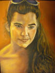 Self Portrait: Oils by MissElsy
