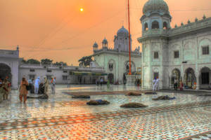 Gurudwara Dukhniwaran Sahib by Charon1