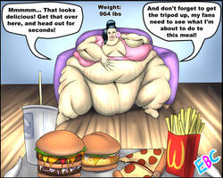 Rachel Jang Weight Gain Drive Finale by ExtraBaggageClaim