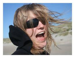 Its a bit windy. by chopeh
