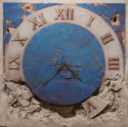 Surreal Clock by Yaro42