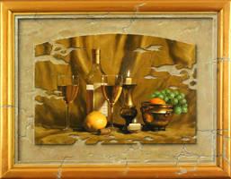 still life series fresco by Yaro42