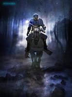 Dark Rider by FictionChick