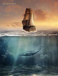 World Below by FictionChick
