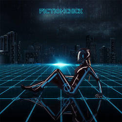 TRON Inspired by FictionChick