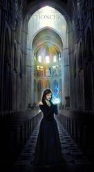 Unholy Magic by FictionChick