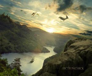 Adventure Awaits by FictionChick
