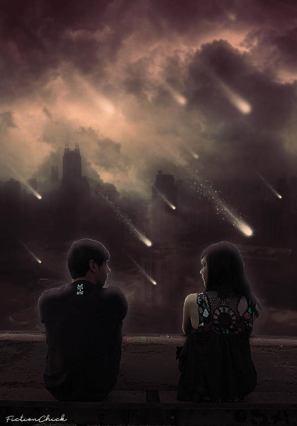 Watching the World Burn by FictionChick