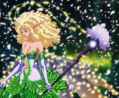 Berserk 346_ The Flowerstorm King Danann by AnimeFanNo1