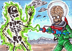 31Cards: Mars Attacks by AtlantaJones