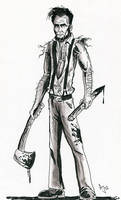 Abraham Lincoln: Vampire Hunter by AtlantaJones