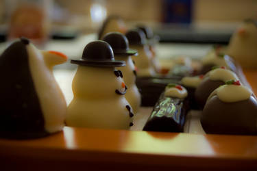 Chocolate Christmas by Dispozition