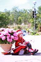 Cosplay of Vita 3 by MinoruneTomo