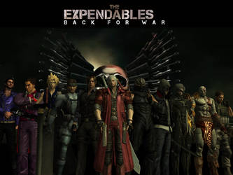 The Expendables REMAKE by Dante-564