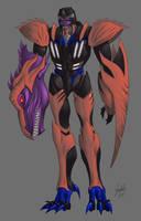 Megatron by KaijuDuke