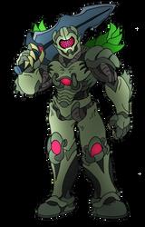 Gelga by KaijuDuke