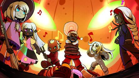 The Last Candy Raid by KaijuDuke