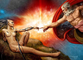 swiatotworzenie cover by Perun-Tworek