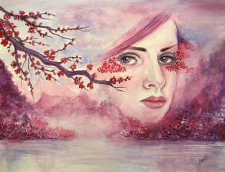 Spring Is Here.. by Sara-Arasteh
