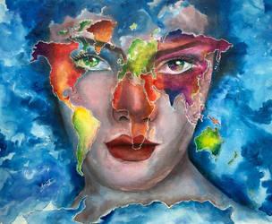 Miss World.. by Sara-Arasteh