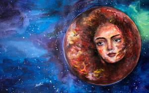 Venus, Planet of Fire by Sara-Arasteh