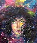 Supernova by Sara-Arasteh
