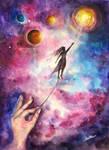 Gravity by Sara-Arasteh