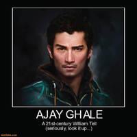 Ajay Ghale Overture by BenjaminHopkins