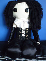 Aoi Plushie, Version: Reila by AnaTomically-Correct