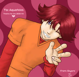 Eiji for Aquafeles :3 by once-in-a-blue-moon