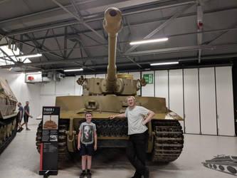 Tiger 131 by thinskin45