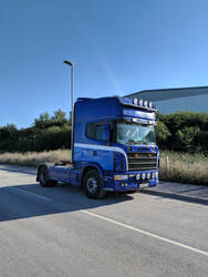 Scania Series 4 'The Bulgarian Bandit' by thinskin45