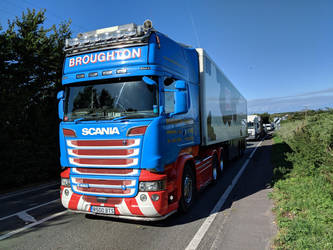 Broughton Scania Series 5. by thinskin45