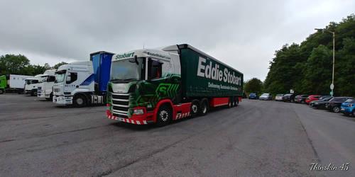 Scania R 2016 Eddie Stobart by thinskin45