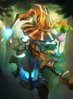 Forest keeper by Poketix