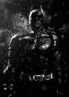 Batman by SAibIRfan