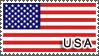 USA Flag by StampsLikeCrazy
