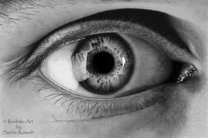 Monochrome by realisticartsachin