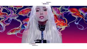 Loona - JinSoul - Singing In The Rain by KikaiSaigono