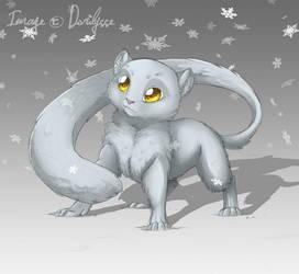 snow by dorilysse