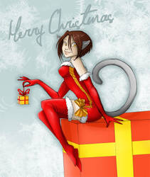 merry christmas by dorilysse