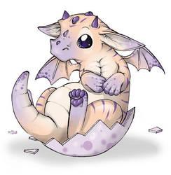 violet dragoun by dorilysse