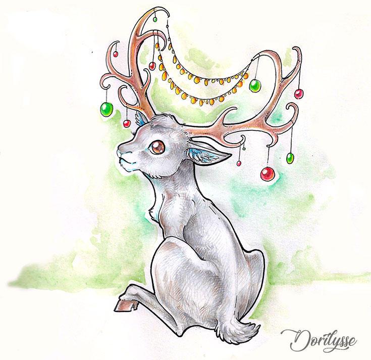 Christmas by dorilysse